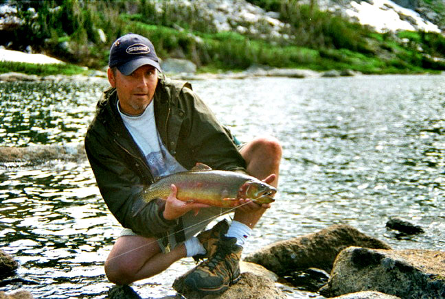Wyoming fly fishing wind river range lander wyoming for Fishing in the wind