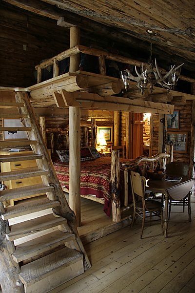 Lander Wyoming Lodging The Bunk House
